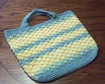 Ravelry: Shell Tote with Lining pattern by Jen Spears