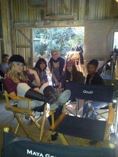 pretty little liars season 4 trailer | On Set of season 2 - Pretty Little Liars TV Show Photo (23313019 ...
