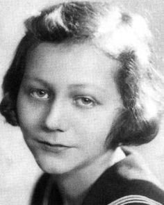 On this date in 1944, 24-year-old Krystyna Wituska [Polish language link] was guillotined inside the Halle-Saale Prison in Germany. She'd been convicted of espionage and treason in relation to her activities with the Polish Underground. Although for months she had feared the Germans were on to her, it wasn't Krystyna's own actions that lead to her arrest in October 1942. No, it was the ghost of lovers past.