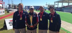 Team USA Claims First Men's Recurve Archery World Title In 30 Years