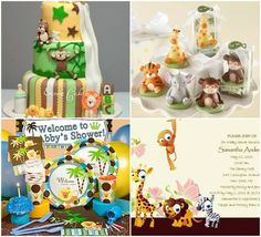 Top 5 Baby Shower Themes Ideas for Boy