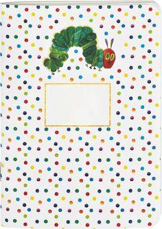 Das Notizheft im Raupe Nimmersatt Design ist eine süße Geschenkidee auf einem Kindergeburtstag. Das Notizheft gibt es bei www.party-princess.de. Es ist auch ein tolles Geschenk zu Einschulung für die Schultüte am ersten Schultag. Die kleine Raupe Nimmersatt - The little caterpillar - The very hungry caterpillar
