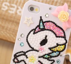 FREE Phone case & DIY Deco set kits decoden bling by Tannershouse, $7.00