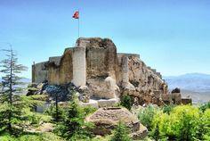 Elazığ Harput Kalesi