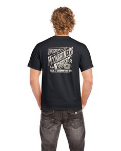 "Men's ""Original Moonshiner's Whisky"" T-shirt"