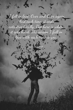 Fallen by Lauren Kate  ~ Quote