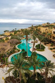 Jordan: Kempinski Ishtar Hotell | Breezing Through