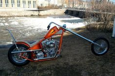 Swedish-chopper : Foto