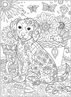 Detailed Coloring Pages for Kids. 20 Detailed Coloring Pages for Kids. Coloring Pages for Adults Puppy Coloring Pages, Coloring Pages For Grown Ups, Detailed Coloring Pages, Mandala Coloring Pages, Coloring Pages To Print, Coloring Book Pages, Coloring Pages For Kids, Coloring Sheets, Mindfulness Colouring