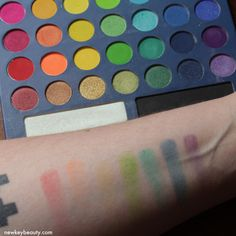 Whatcha Think About… BH Cosmetics Take Me To Brazil palette? | newkeybeauty