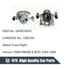 Disc Brake Caliper Front Left & Right Cardone Reman fits Ford Probe II Ford Probe, Brake Calipers, Car Parts