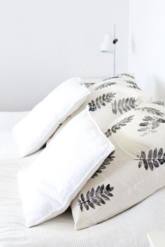 Good Ideas For You | DIY Printed Pillow Covers