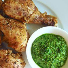 Chicken Recipes Video, Baked Chicken Recipes, Roasted Chicken, Arugula Pesto Recipe, Healthy Baking, Healthy Recipes, Riced Veggies, Mustard Chicken, Basil