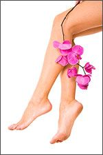 Spider veins and some varicose veins can be eliminated permanently through a simple office procedure called sclerotherapy.