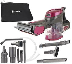 Very light yet very effective. Shark introduces everything you love about their classic Rocket vacuum in a handheld design. QVC.com