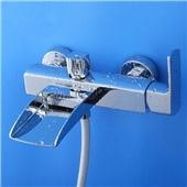 Search results for: 'disem-waterfall-wall-mount-tub-filler-faucet-shower' Small Shower Remodel, Bathtub Remodel, Shower Faucet, Bathroom Faucets, Bath Mixer Taps, Glass Waterfall, Modern Bathtub, Fiberglass Shower, Led