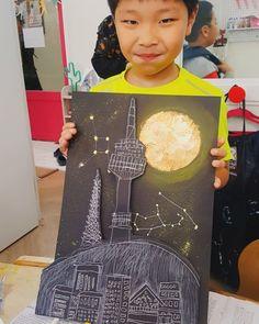 이미지: 사람 1명 Art Drawings For Kids, Drawing For Kids, Painting For Kids, Art For Kids, Childrens Workshop, Archaeology For Kids, Ecole Art, School Art Projects, Art Lessons Elementary