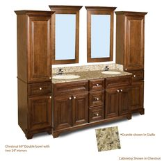 Gallery | Stonewood Bath Cabinetry