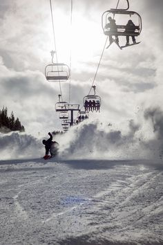 OBSESSION TO SNOWBOARDING