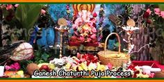 Ganesh Chaturthi Pooja Vidhi | Temples In India Info