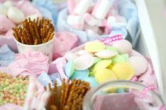 Lauter himmlische Süßigkeiten lassen jedes Kinderherz höher schlagen
