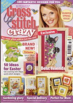 Cross Stitch Crazy 084