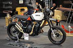 Yamaha Super Tenerè 750 by Motorè   Spesso visitate le pagine del RocketGarage in cerca di ispirazione o qualcosa di nuovo , bene in qu...