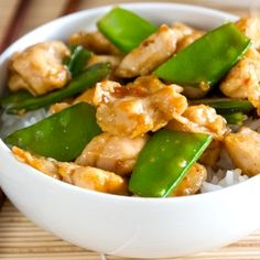 Healthier General Tso's Chicken Recipe - ZipList