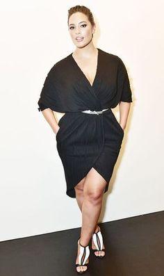 1cdd56bab0406d Ashley Graham at Prabal Gurung Ashley Graham Outfits