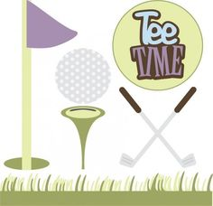 The golf svg file includes a flag, hole, golf ball, tee time title, tee, golf clubs and some grass. Perfect for the man in your life that loves to putt. You can cut out our svg files with a personal electronic cutter like the eclips or the silhouette. We also include a jpg and png file that is perfect for digital scrapbooking.