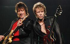 SEE Bon Jovi in concert!