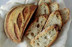 Pan di Pane: Ricetta Pane quotidiano con Pasta Madre.