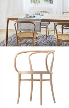 Great Furniture Ideas   14 Modern Wood Chairs For Your Dining Room Pictures Gallery