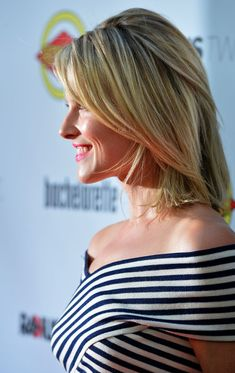 Ali Larter Medium Straight Cut with Bangs