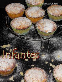 Infantes/Magdalenas de almendra