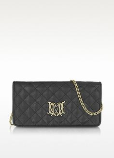 Moschino Love Moschino Small Leather Wallet Bag