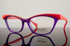 FACEaFACE Glasses For Round Faces, Funky Glasses, New Glasses, Cat Eye Glasses, Glasses Frames, Fashion Eye Glasses, Wearing Glasses, Specs, Eyewear