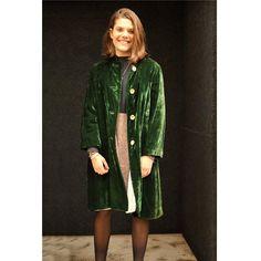 Milan - Green Velvet #AMAZEontour by AMAZE Street Styles