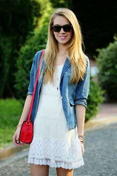 sweet summer casual style