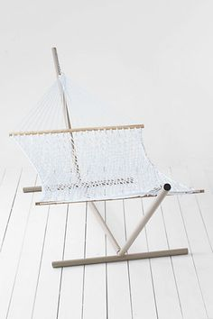 Rope Hammock from Lands' End