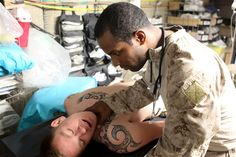 Face of Defense: Sailor Serves Country, Saves Lives