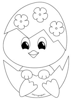 Easter - Page 2 of 11 - Coloring Page