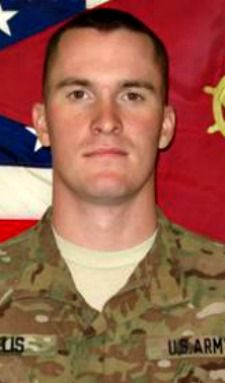 Army SPC. Robert W. Ellis, 21, of Kennewick, Washington. Died June 18, 2013, serving during Operation Enduring Freedom. Assigned to 68th Combat Sustainment Support Battalion, 43rd Sustainment Brigade, 4th Infantry Division, Fort Carson, Colorado. Died in Bagram AFB, Parwan Province, Afghanistan, of wounds suffered when enemy forces attacked his unit with indirect fire.