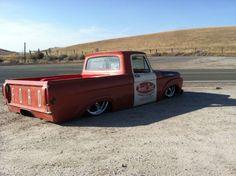 1962 Ford F 100 Patina Pro Built Shop Truck Hot Rod V8 Air Ride | eBay