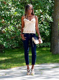 Boho style on the blog today @ stylemydreams.com #fashion #ootd #summerfashion #style #bohochic #fashionblogger
