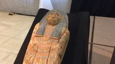 Video: Seized Ancient Mummy Artifacts Unveiled