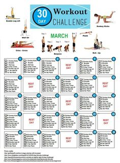 30 day workout challenge, beginner gym workout routine, workouts for arms, Beginner Gym Workout Routine, Body Workout At Home, Month Workout, Gym Workouts, At Home Workouts, Workout Plans, Hiit Workouts For Beginners, Workout Ideas, Squat Challenge