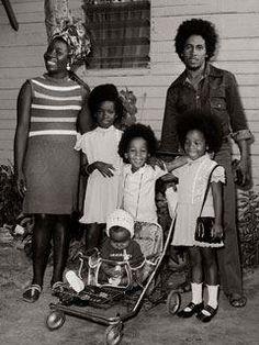 Bob Marley & Family