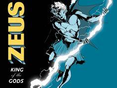 I got: Zeus - Jupiter! What Greek God Or Goddess Best Represents You?