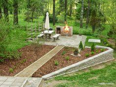 Stepping Stones, Outdoor Decor, Garden, Plants, Summer, House, Home Decor, Ideas, Homemade Home Decor
